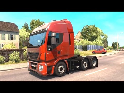 ETS 2 - Vive la France DLC - Trailer Pick up from Marseille