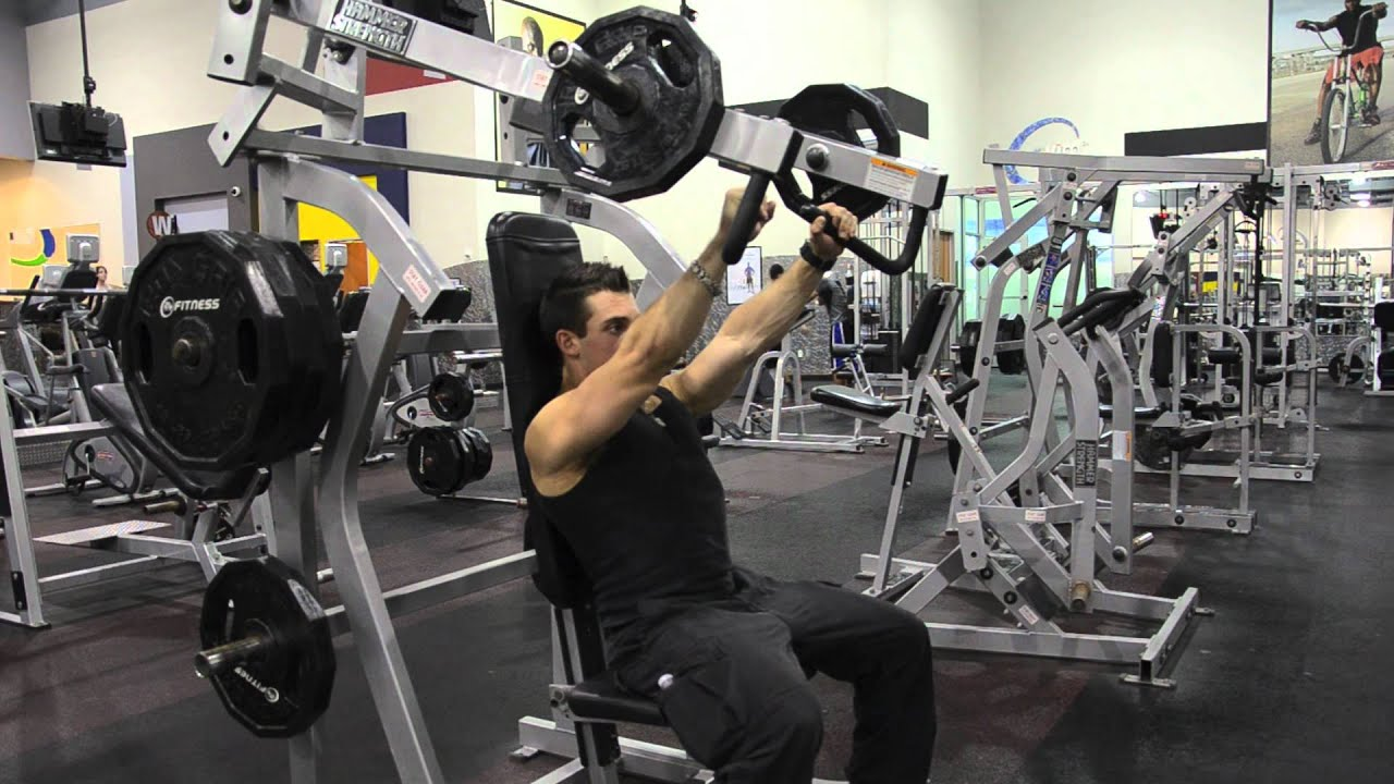 Iso-lateral Dumbbell Incline Bench Press Part - 40: ISO Lateral Incline Press - Michael Deluca Tuddenham - Gym U0026 Fitness  Workouts