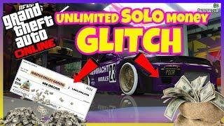 """NEW Solo Money GLITCH """"NO Custom Plates"""" - UNLIMITED SOLO Money GLITCH 1.43 PS4/XbobOne"""