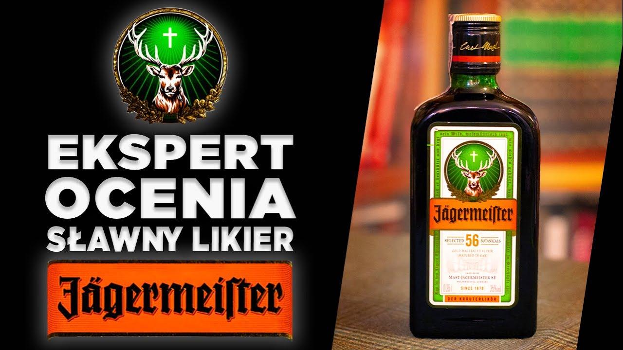 Jägermeister - jak NAJLEPIEJ pić? Czy Jägerbomb to jedyny sposób? Omawiam recepturę i historię marki