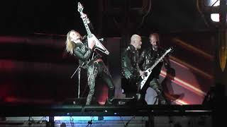 Judas Priest Freewheel Burning Mexico 2018