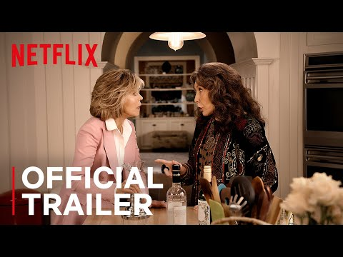 'Grace and Frankie' Season 6 Trailer