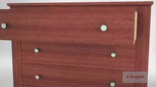 Broyhill Wood Furniture Quality Guide Video - Nov 2011