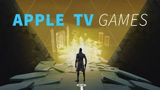 Best Apple TV Games You Should Play in 2019