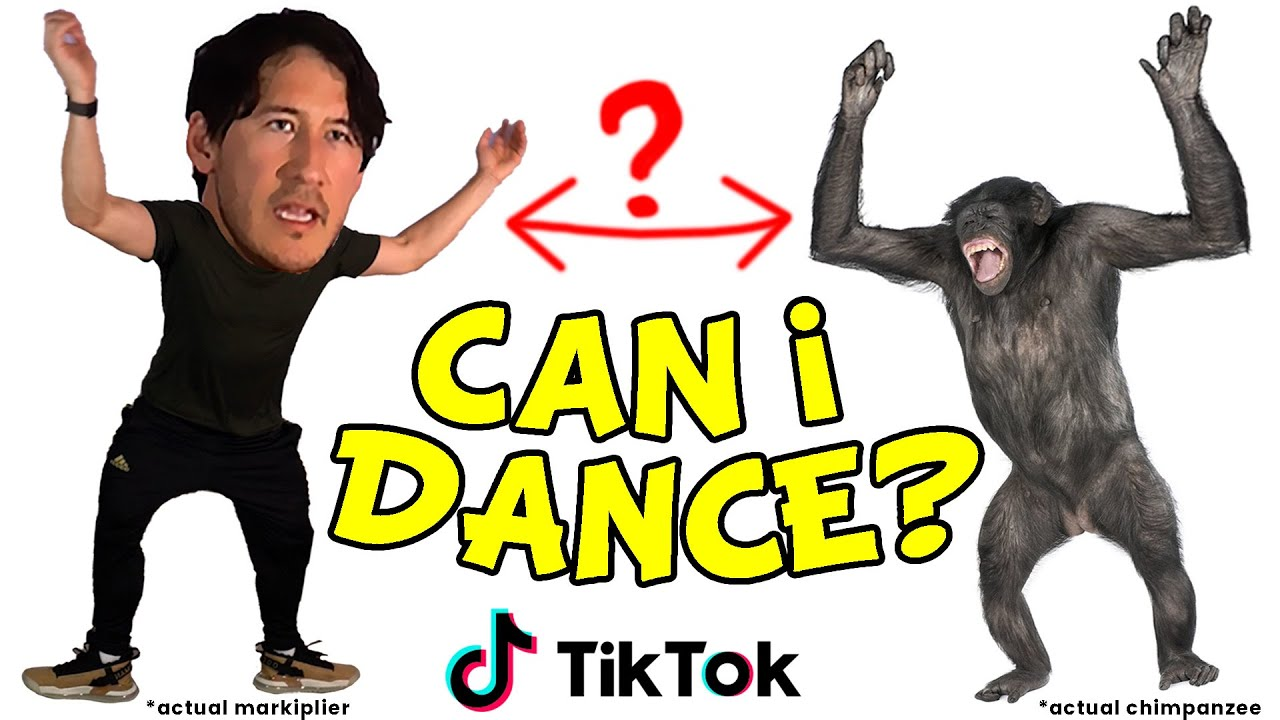 Can Markiplier Learn a TikTok Dance in 1 HOUR?