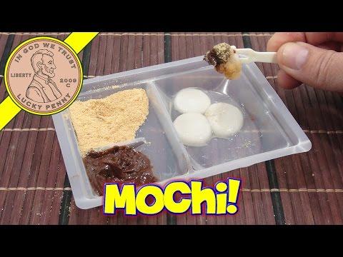 d19265dcaf78b6 Chocolate Choco Kinako Mochi DIY Japanese Candy Kit   Lucky Penny Shop