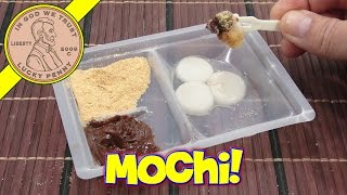 Chocolate Kinako Mochi Diy Japanese Candy Kit