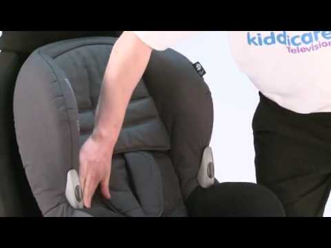 Maxi Cosi Priori XP Car Seat Product Features - Kiddicare Www.kasida.bg.flv