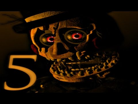 The Return To Freddy's 5: Unfinished Demo