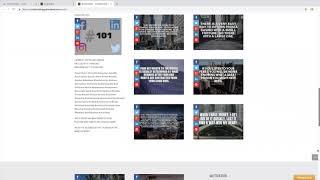 CG Social Media Center Walkthrough 102