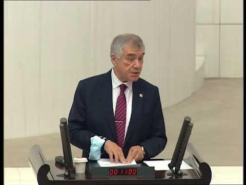 CHP İSTANBUL MMİLLETVEKİLİ ÜNAL ÇEVİKÖZ'ÜN AZERBAYCAN TEZKERESİ HK. CHP GRUBU ADINA KONUŞMASI