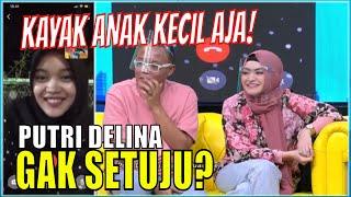 Putri Delina GAK SETUJU Sule & Nathalie Pacaran? | OKAY BOS (06/10/20) Part 3