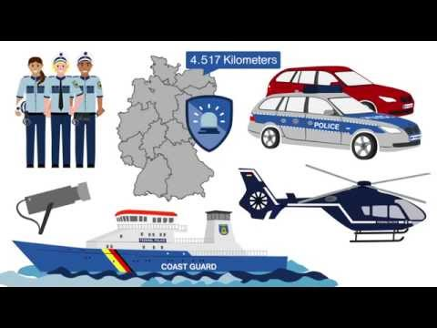 Erklärvideo German Federal Police - Bundespolizei