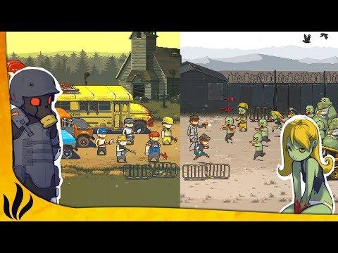 UN TOWER DEFENSE AVEC DES ZOMBIES ! (Dead Ahead: Zombie Warfare)