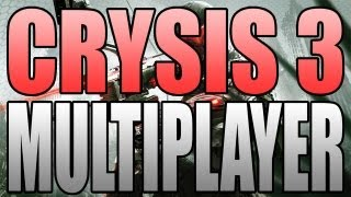 Crysis 3 Multiplayer Gameplay! (Xbox 360 New Crisis Online Game Play)