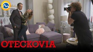 OTECKOVIA - Sisa s Jarom sú v úlohe modelov nádherní!
