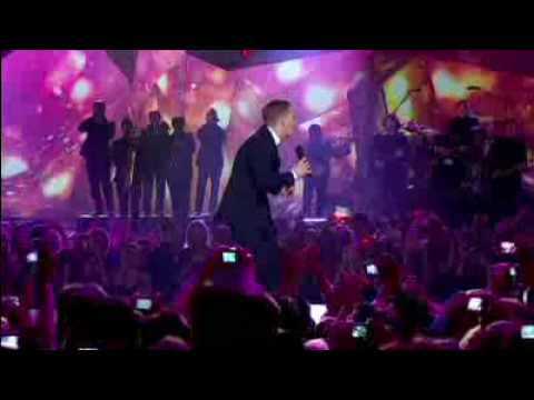 Michael Bublé - Haven't Met You Yet at the 2010 Juno Awards