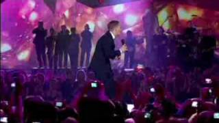 Michael Bublé Haven't Met You Yet At The 2010 Juno Awards