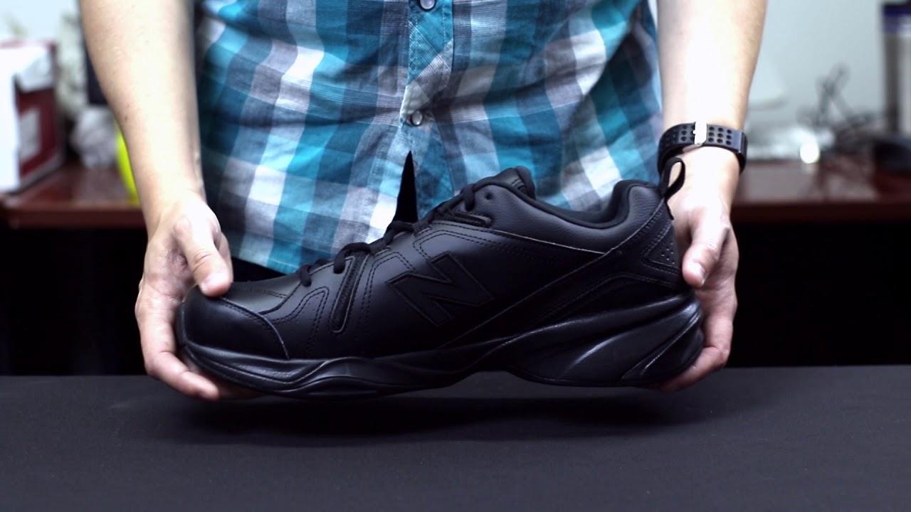 New Balance 608 Black - YouTube