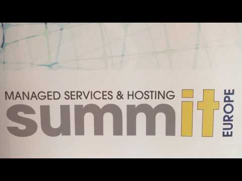 Managed Services & Hosting Summit - Amsterdam 2017