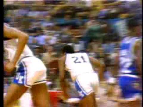 Kentucky's Jack Givens 41 vs Duke 1978 Championship