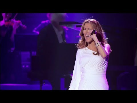 Céline Dion - All By Myself (Live in Las Vegas 2011) HD