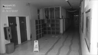 Ghost at Deerpark CBS School in Ireland