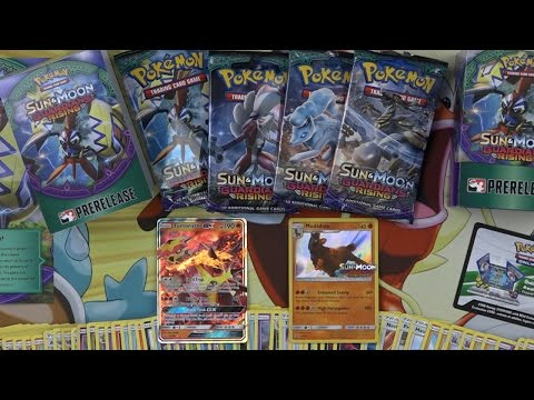 Prepare for your Pokemon Guardians Rising prerelease!
