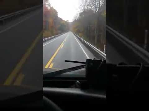 GUTWAZA TV SHOW7 ( to Pennsylvania state here i am, climbing a heavy mountain!) hapa nilipo PA state