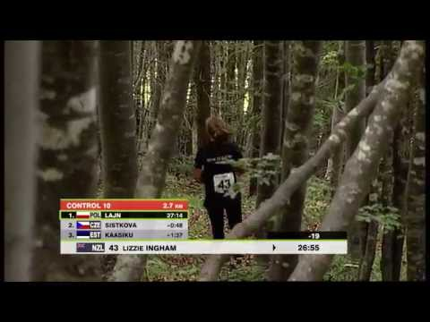 World Orienteering Championships 2014 Middle Distance