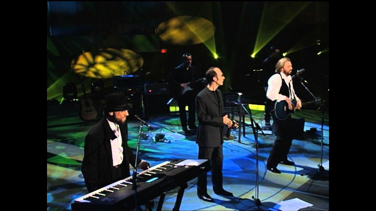 Bee Gees Islands In The Stream Live In Las Vegas 1997