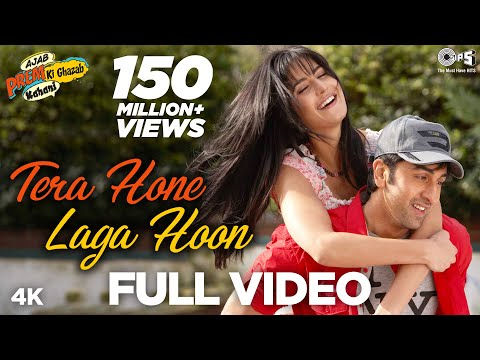 Tera Hone Laga Hoon Full Song Video - Ajab Prem Ki Ghazab Kahani | Atif Aslam & Alisha Chinai Mp3