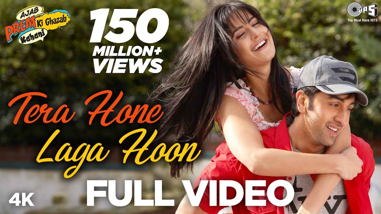 Tera Hone Laga Hoon Full Song Video - Ajab Prem Ki Ghazab Kahani | Atif  Aslam & Alisha Chinai