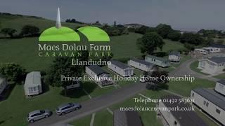 Maes Dolau Farm Caravan Park Llandudno