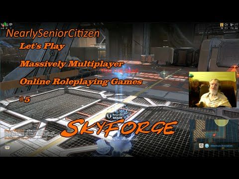 SKYFORGE : Let's Play Massively Multiplayer Online Roleplaying Games #6