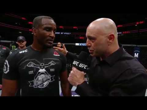 UFC 228: Geoff Neal - Octagon Interview