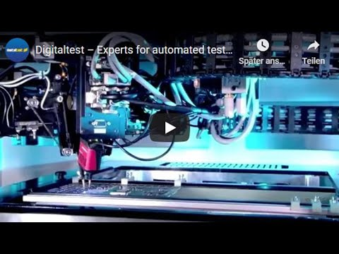Digitaltest – Experts For Automated Test Equipment