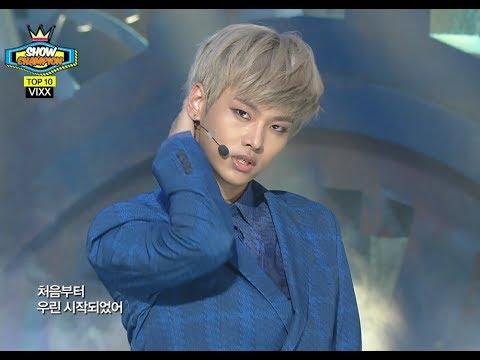 VIXX - Intro + ETERNITY, 빅스 - 인트로 + 기적, Show Champion 20140604