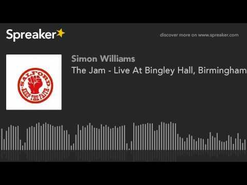 The Jam - Live At Bingley Hall, Birmingham, England 1982 FULL CONCERT (part 4 of 6)