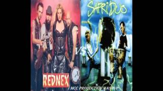 Rednex vs Safri Duo - Cotton Eye Joe Played A Live mcc productioction mashup