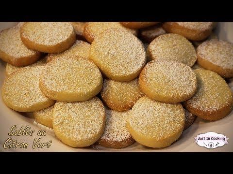 recette-de-sablés-fondants-au-citron-vert