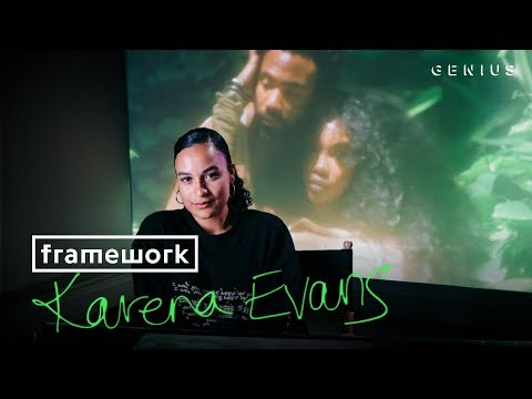 "The Making Of SZA's ""Garden (Say It Like Dat)"" Music Video With Karena Evans 