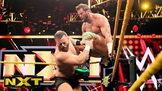 The Hype Bros vs. The Revival:  WWE NXT, May 4, 2016