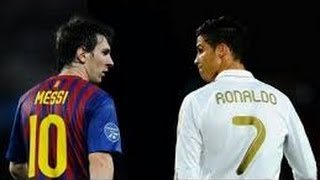 VIDEO betle Ronaldo vs Messi tahun 2016 |elclasico|