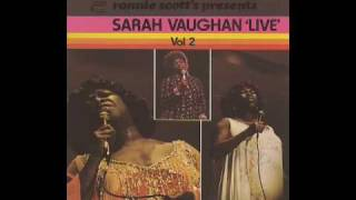 SaRaH VAuGhaN - EVerYThiNG MuSt CHanGE
