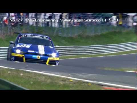 Racing at the 24 Hours of Nürburgring 2012 Part 1