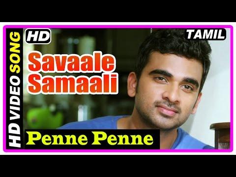 Savaale Samaali Tamil Movie   Songs   Penne Penne Song   Ashok Selvan   Bindu Madhavi
