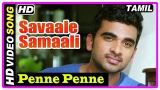 Savaale Samaali Tamil Movie | Songs | Penne Penne song | Ashok Selvan | Bindu Madhavi