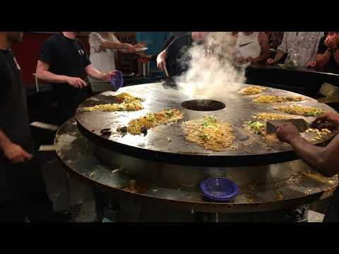 HuHot Mongolian Grill Wisconsin Dells