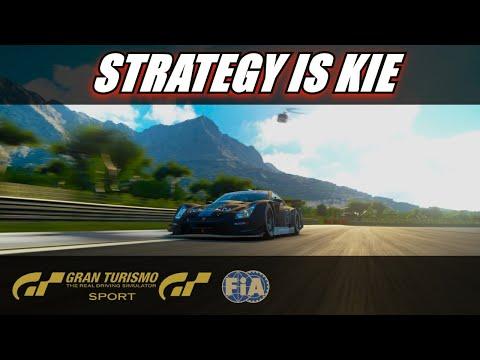 Gran Turismo Sport - Strategy Is Kie FIA Nations